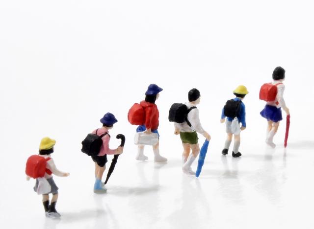 日本人学校の子どもたち